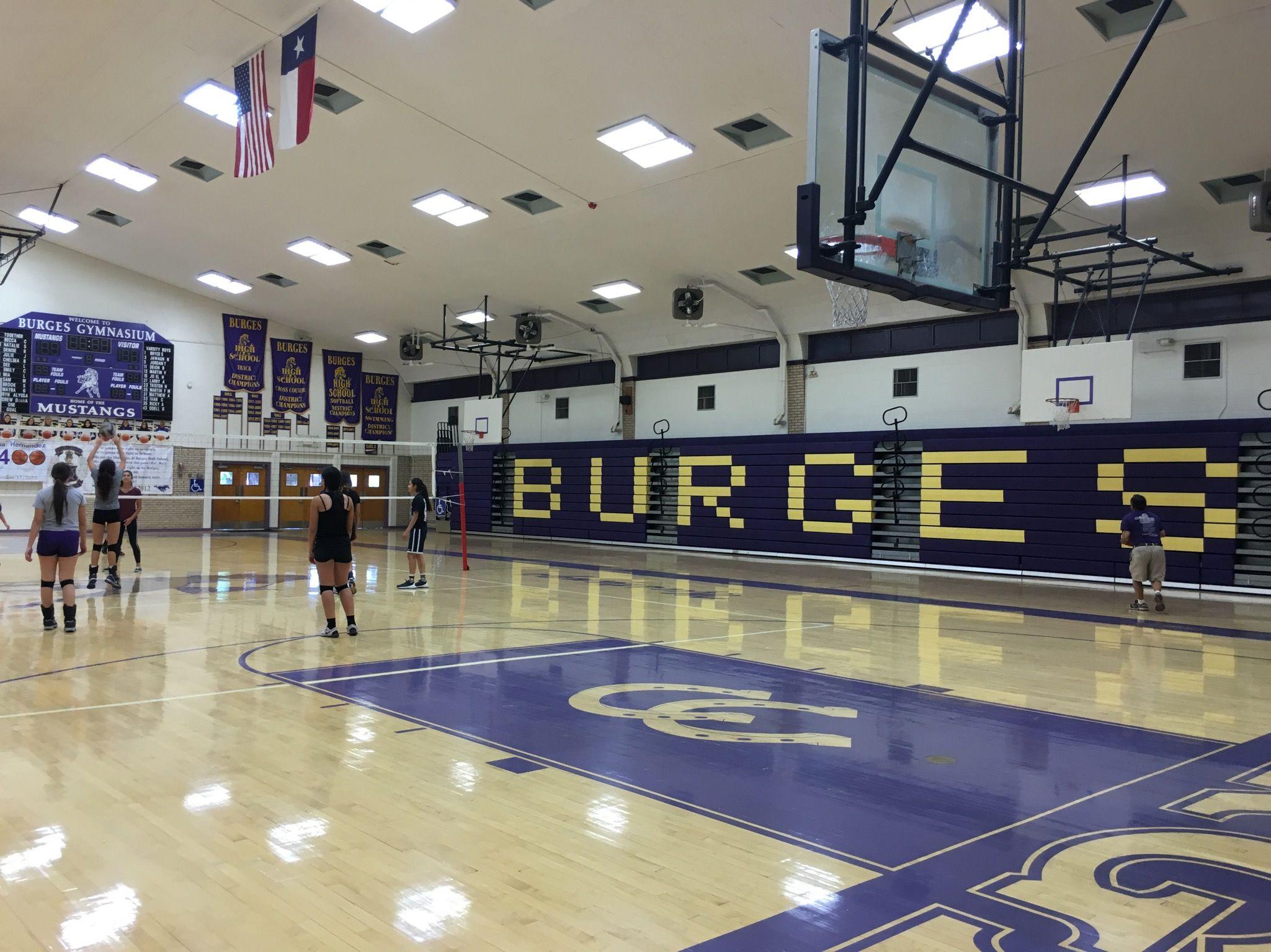 Burges Gymnasium Volleyball Outdoor Volleyball Net Volleyball Volleyball Net