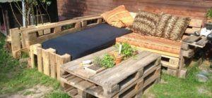 Metallband Als Gartenbegrenzung | Palettenmöbel | Pinterest ...
