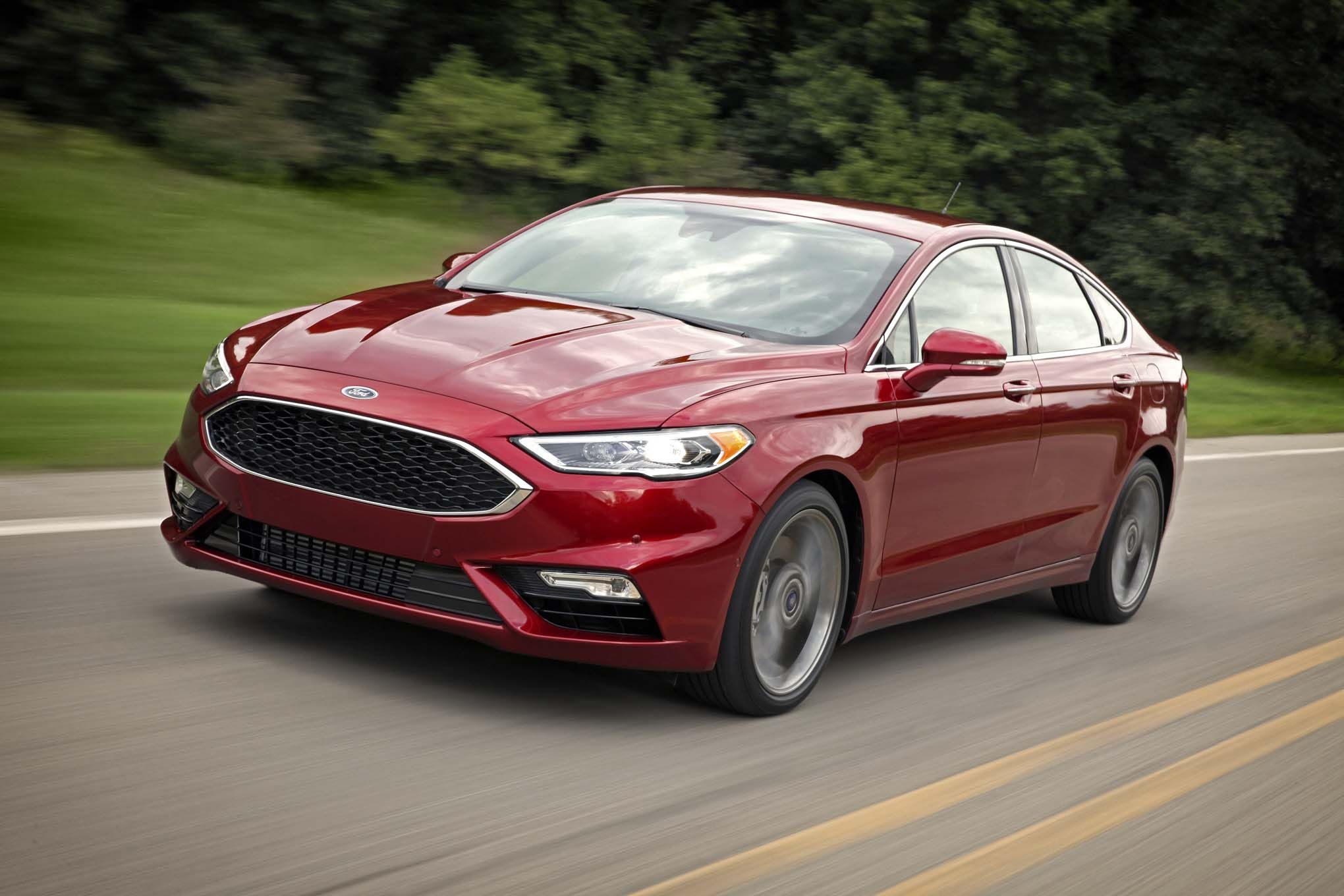 Motor trend reports you can enjoy big power in the practical package of a ford fusion