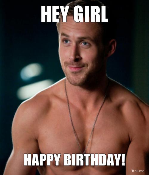Feliz Cumpleaños!!! Ahh, que no es tu cumpleaños? Vaya que error más tonto, pues nada borralo... Que lo borres que no es tu cumpleaños!!!