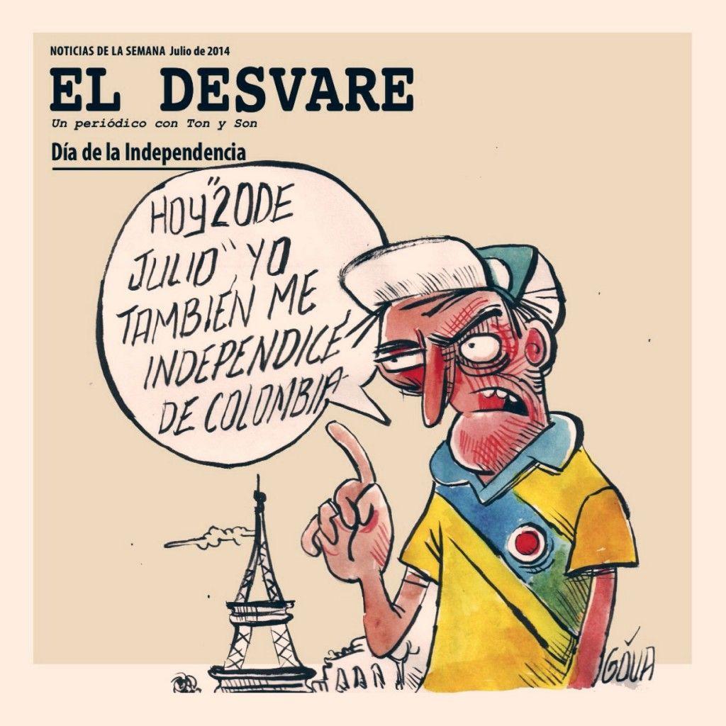 Día de la independencia | El Desvare News | Blogs | ELESPECTADOR.COM