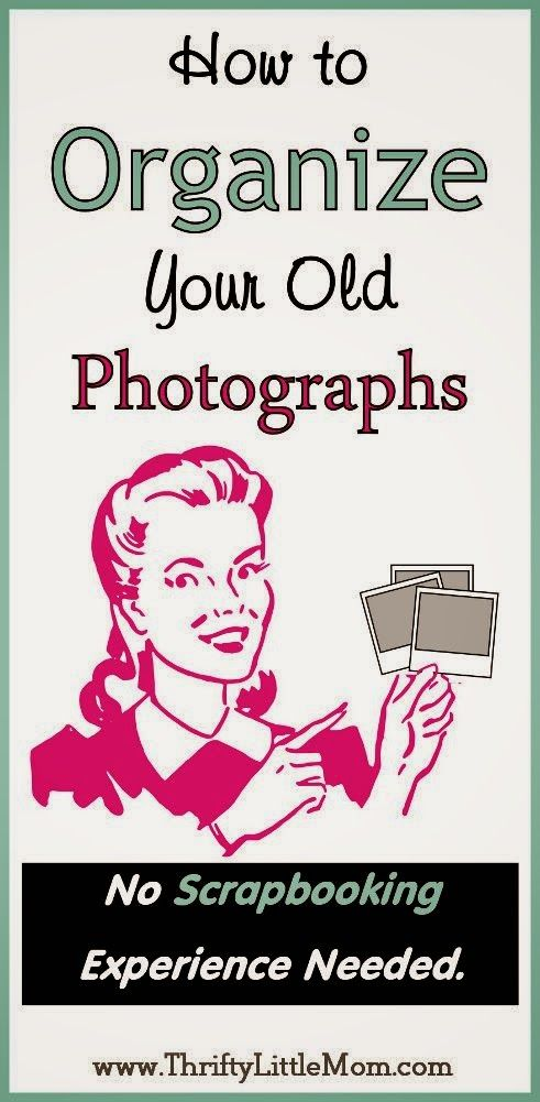 Best DIY Projects: How To Organize Old Photographs