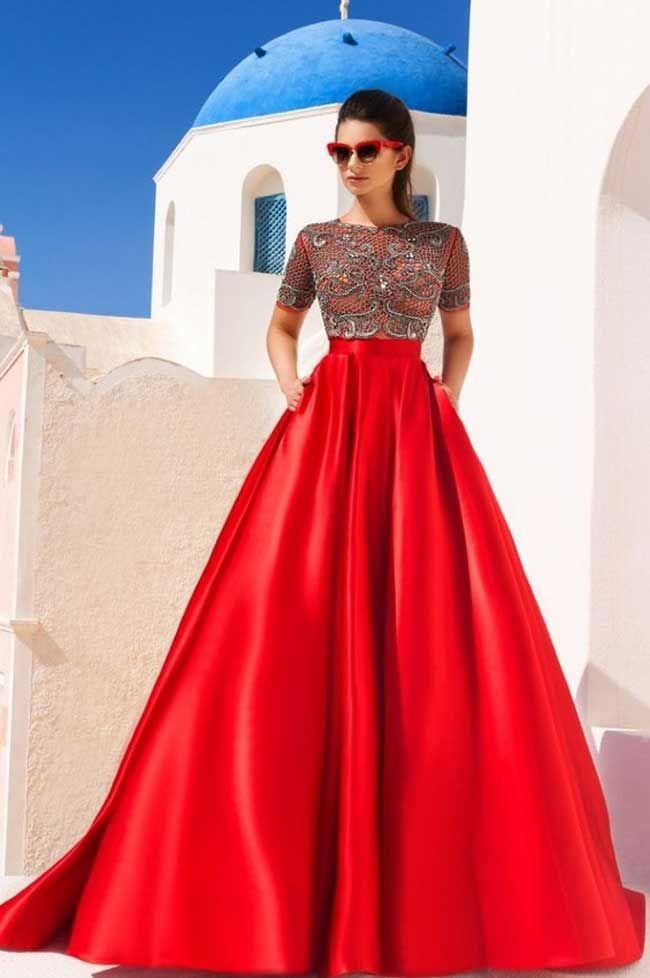 Elegant and Glamorous Evening Dresses