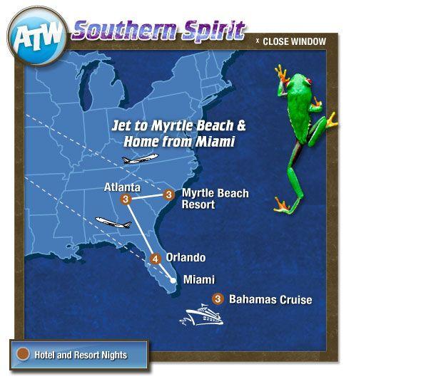Trails west teen tour