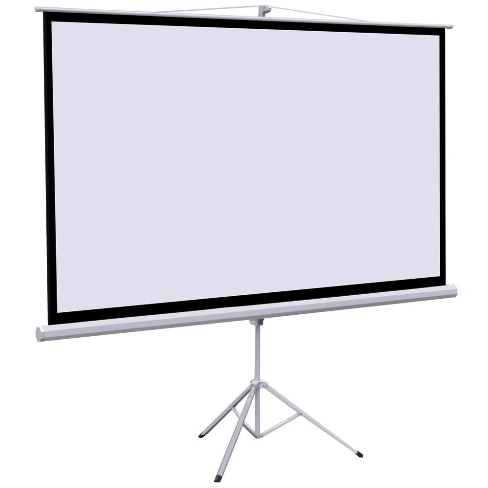 New Portable Projection Screen Tripod Pull Up Matte White Ts Projector Screen Portable Projector Screen Projection Screen