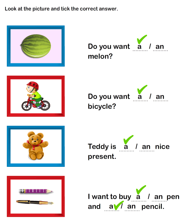 Writing Practice Worksheets - English for Everyone