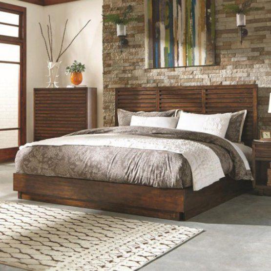 Coaster Furniture Avery Platform Bed