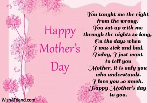 Happy Mother S Day 2019 Quotes Best Images Messages Wishes: Happy Mother's Day! #nateshomes