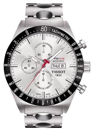a68f6d7d490a Reloj Tissot 0446142103100 Hombre Envío Gratis. Tissot PRS516 Automatic  Chronograph T044.614.21.031.00