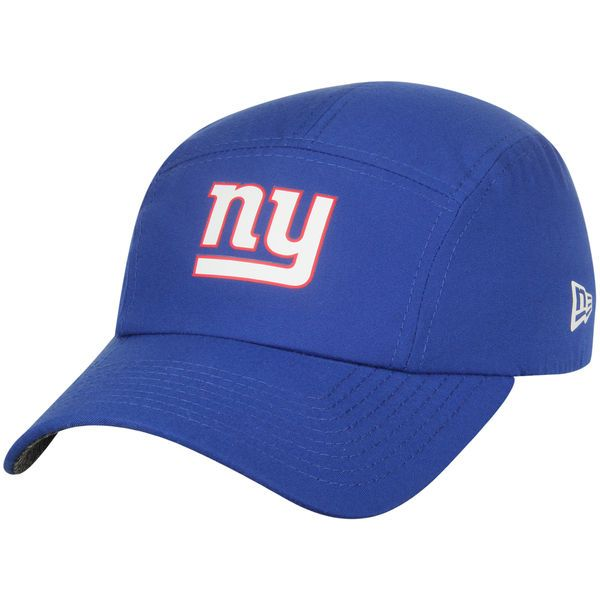 New York Giants New Era On Field Training Camp Runner Adjustable Hat -  Royal -  26.99 8242f31f3