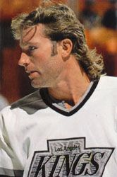 Hockey And Mullets Just Go Together Sports Hairstyles Hockey Hair Sport Hockey