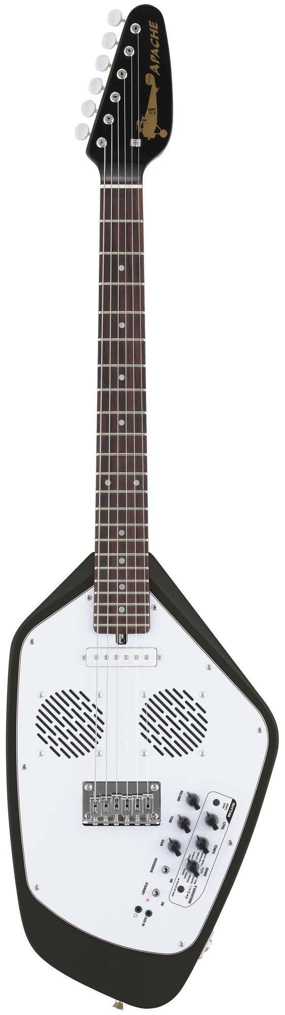 Vox Apache Ii Guitar Cool Guitar Guitar Tech