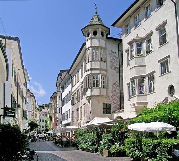 Pastel de manzana Bolzano