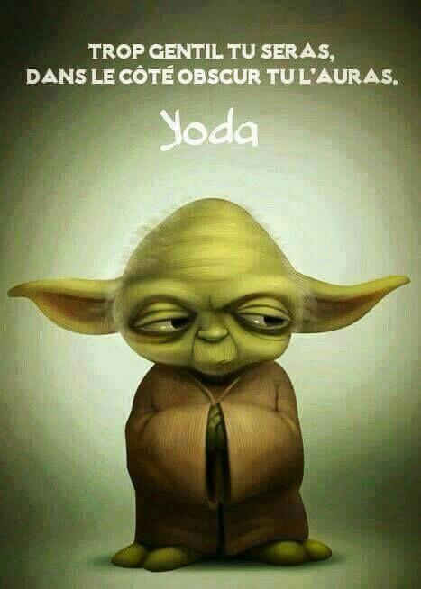image drole yoda