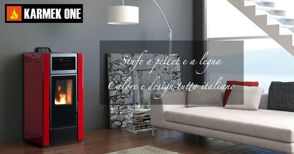 Stufa ad aria pellet Siena | Karmek One - campagna su Facebook ...