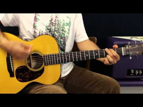 How To Play - Carrie Underwood - Little Toy Guns - Guitar Lesson ...