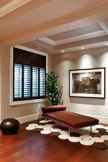 Gray Walls White Trim Black Shutters Living Room Blinds Blinds Design Curtains With Blinds