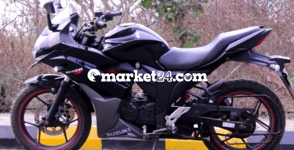 Suzuki Gixxer Sf 2016 For Sell Motorbikes Scooters Motorbikes