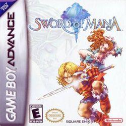 Sword Of Mana Square Enix Gba Enhanced Remake Of The Original