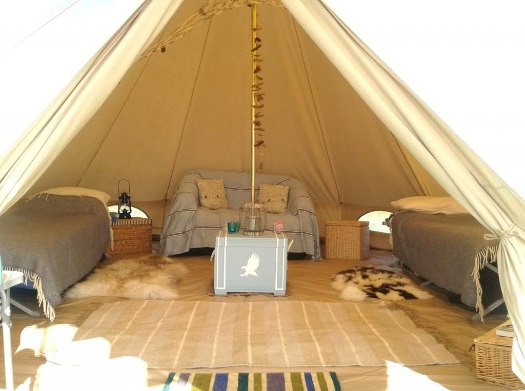 Bell tent gl&ing in the Hebrides UKC&site.co.uk C&ing under canvas Forum Messages  sc 1 st  Pinterest & Bell tent glamping in the Hebrides UKCampsite.co.uk Camping under ...