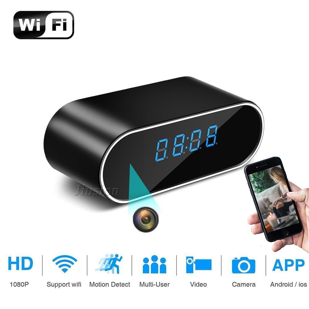 1080P Mini Wifi Wireless P2P IP Full HD Video Camera Camcorder Motion Sensor
