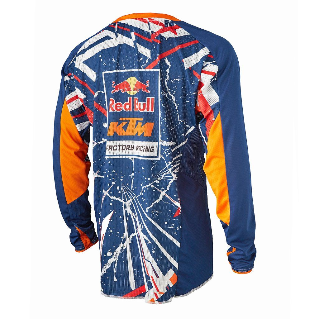 18ce6ff9e Red Bull KTM Factory Racing Performance Jersey | 4X4 | Ktm factory ...