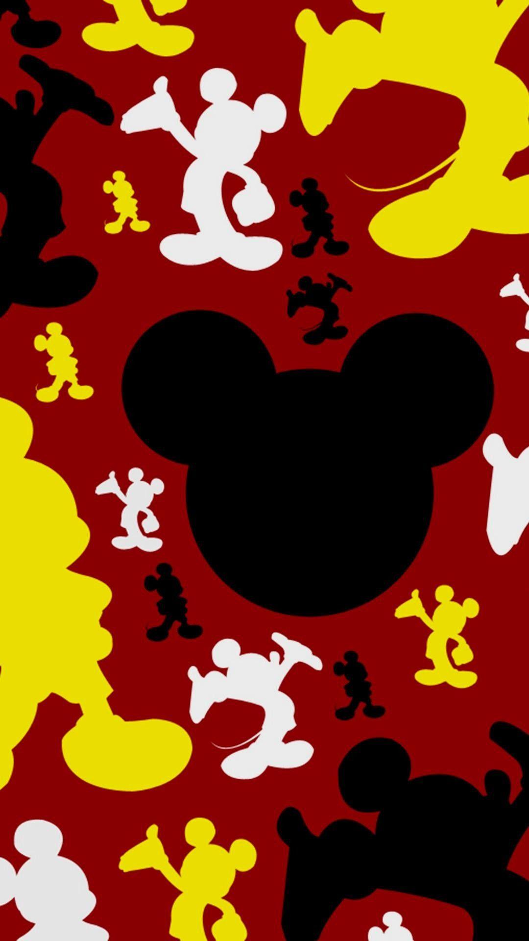 Wallpaper iphone mickey - Top 12 Mickey Mouse Wallpaper Iphone 6 Plus Grandes Aplicativos Para Iphone