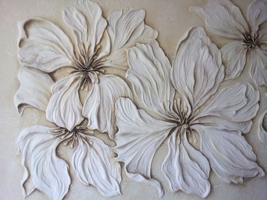 image result for sculpture pinterest platre peinture et tableau. Black Bedroom Furniture Sets. Home Design Ideas