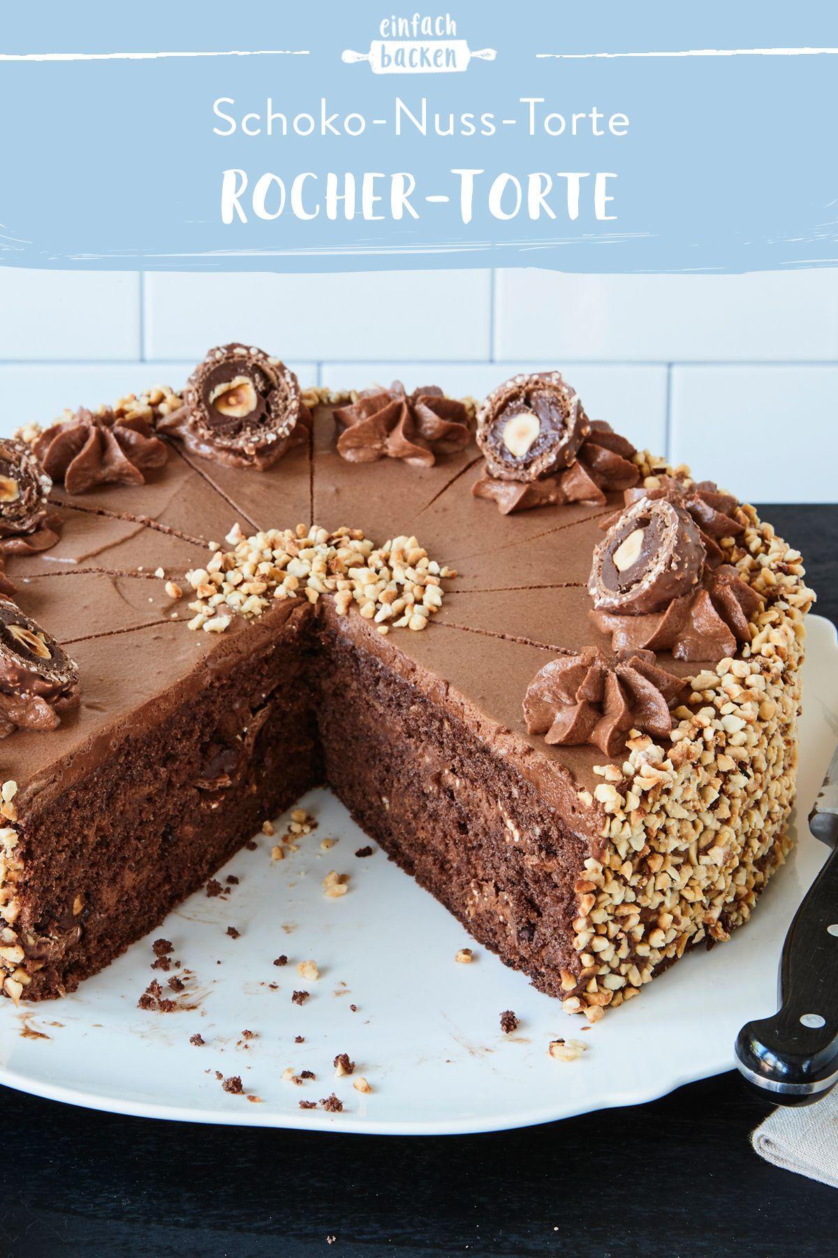 Geburstag Kuchen Rezepte