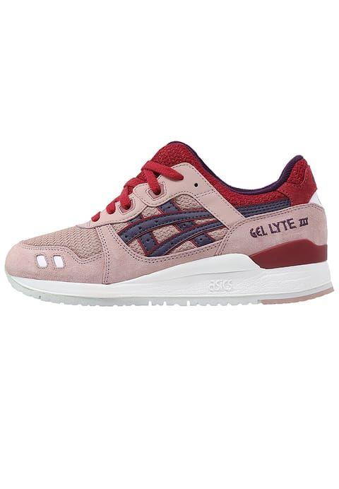timeless design 8da4c 94d3e bestil ASICS GEL-LYTE III - Sneakers - rose/misterioso til ...