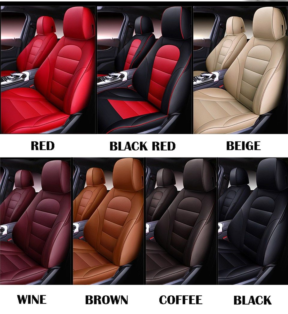 Home Leather Car Seat Covers Car Seats Carseat Cover