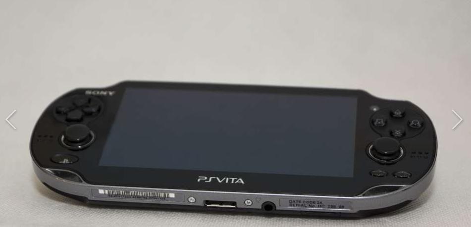Sony PS Vita 3g/wifi 8gb 4gry
