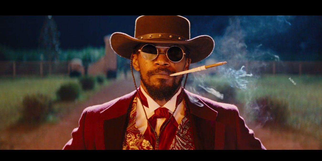 Jamie Foxx In Django Unchained 2012 Quentin Tarantino Movies Tarantino Films Django Unchained