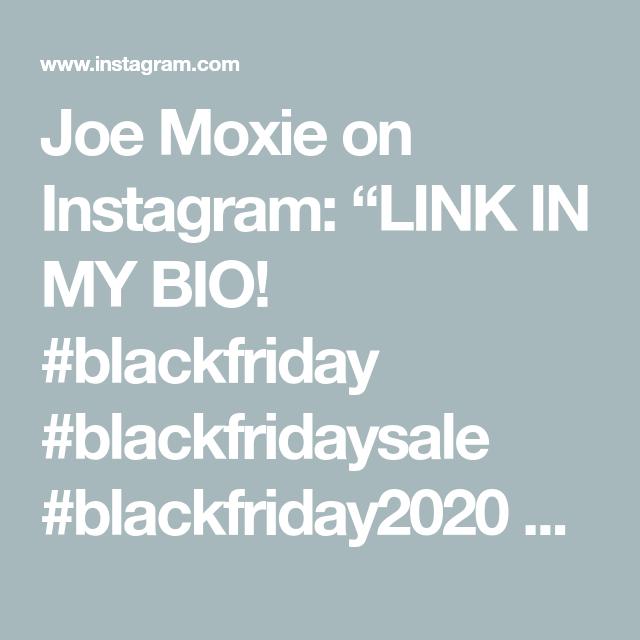 """Joe Moxie on Instagram: """"LINK IN MY BIO! #blackfriday #blackfridaysale #blackfriday2020 #blackfridaydeals #blackfridayshopping #etsy #sale #shopping #promo…"""""""