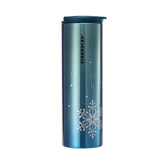 Starbucks Troy Snowflake Tumbler Korea2014 SS