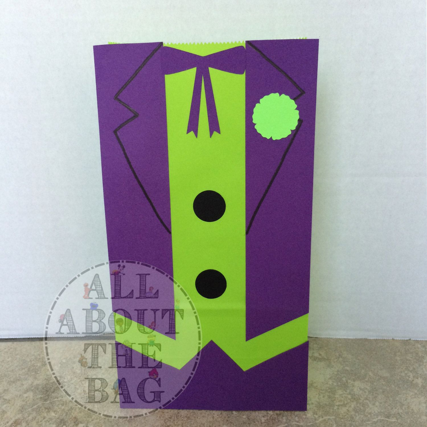 Batman Party Set Joker Allaboutthebagnola Recetas Para