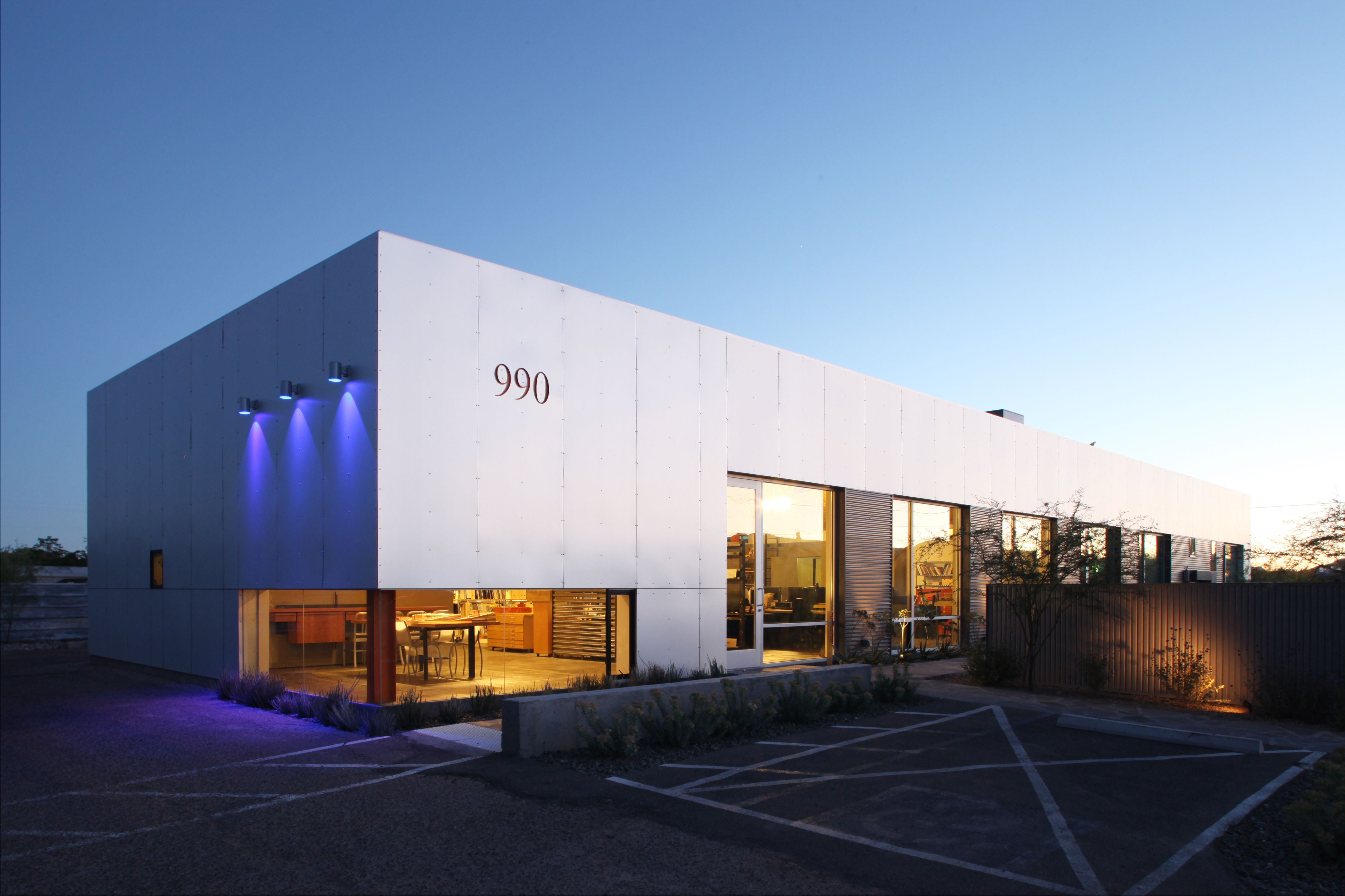 Auto Service Building : Repurposing an old auto body into retail google search