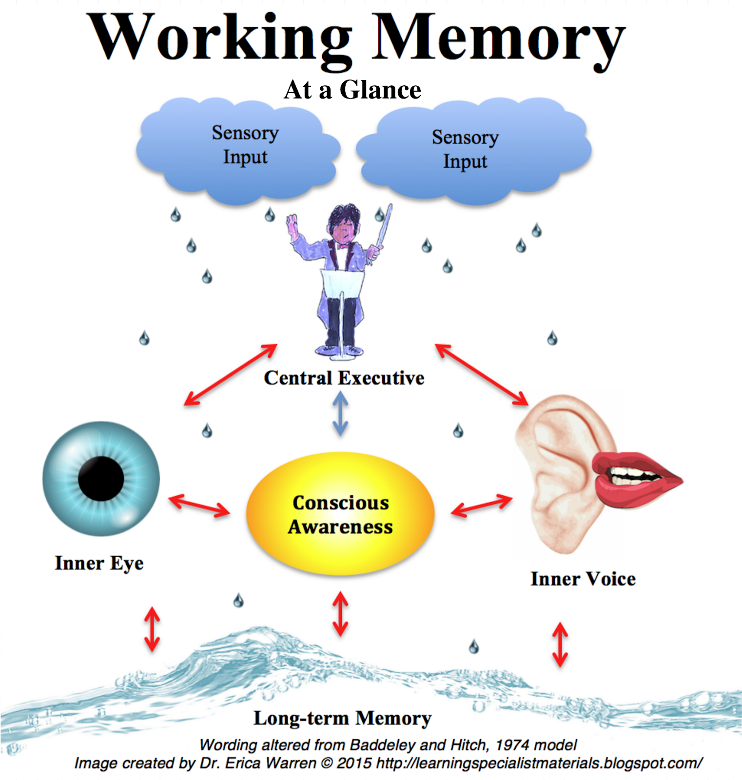 What Is Working Memory >> Pin On Adhd And Executive Functioning Strategies