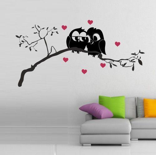 Wandtattoo Schlafzimmer Selber Malen Kreative Dekoideen