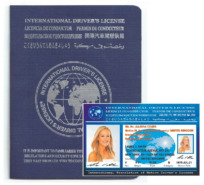 Visit Www Idltravel Com To Apply For Your International Driver S