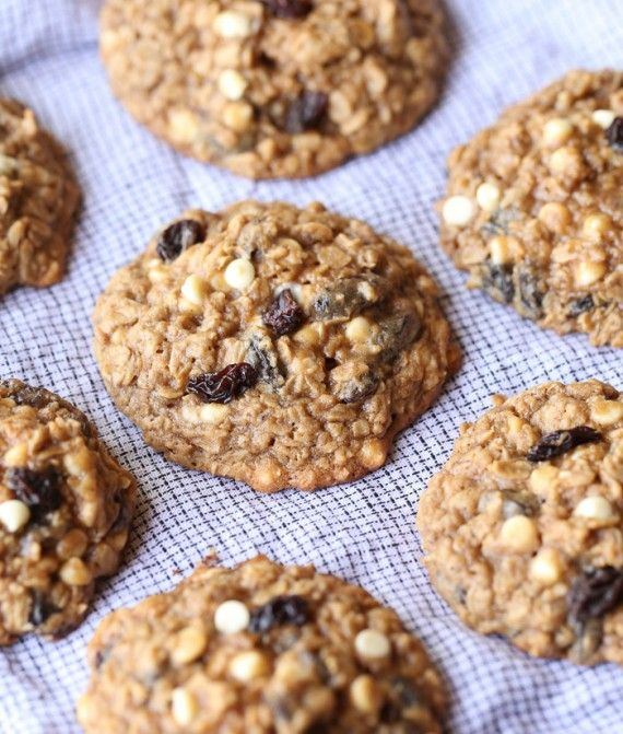 The Best Oatmeal Raisin Cookies Ever My Kids Most