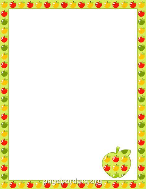 apple border projects to try pinterest apples clip art and rh pinterest com Apple Bushel Clip Art Border Apple Clip Art Borders and Frames
