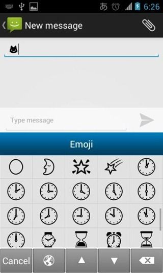How To Get Android 4 2 Emoji Keyboard On Any Device Posted On Nov 19 2012 The Biggest Problem With Text Based Conversation O Emoji Keyboard Messages Emoji