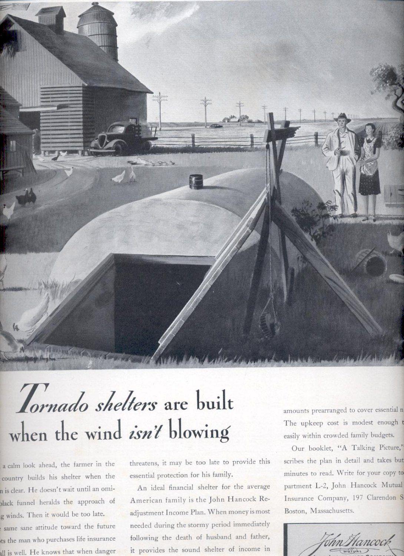 March 24 1941 John Hancock Life Insurance Company Ad