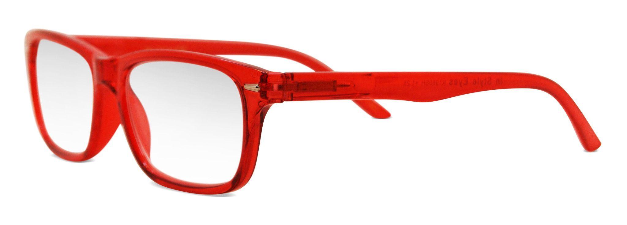3cb4f7abe22 In Style Eyes Seymore Wayfarer Reading Glasses. Not Bifocals