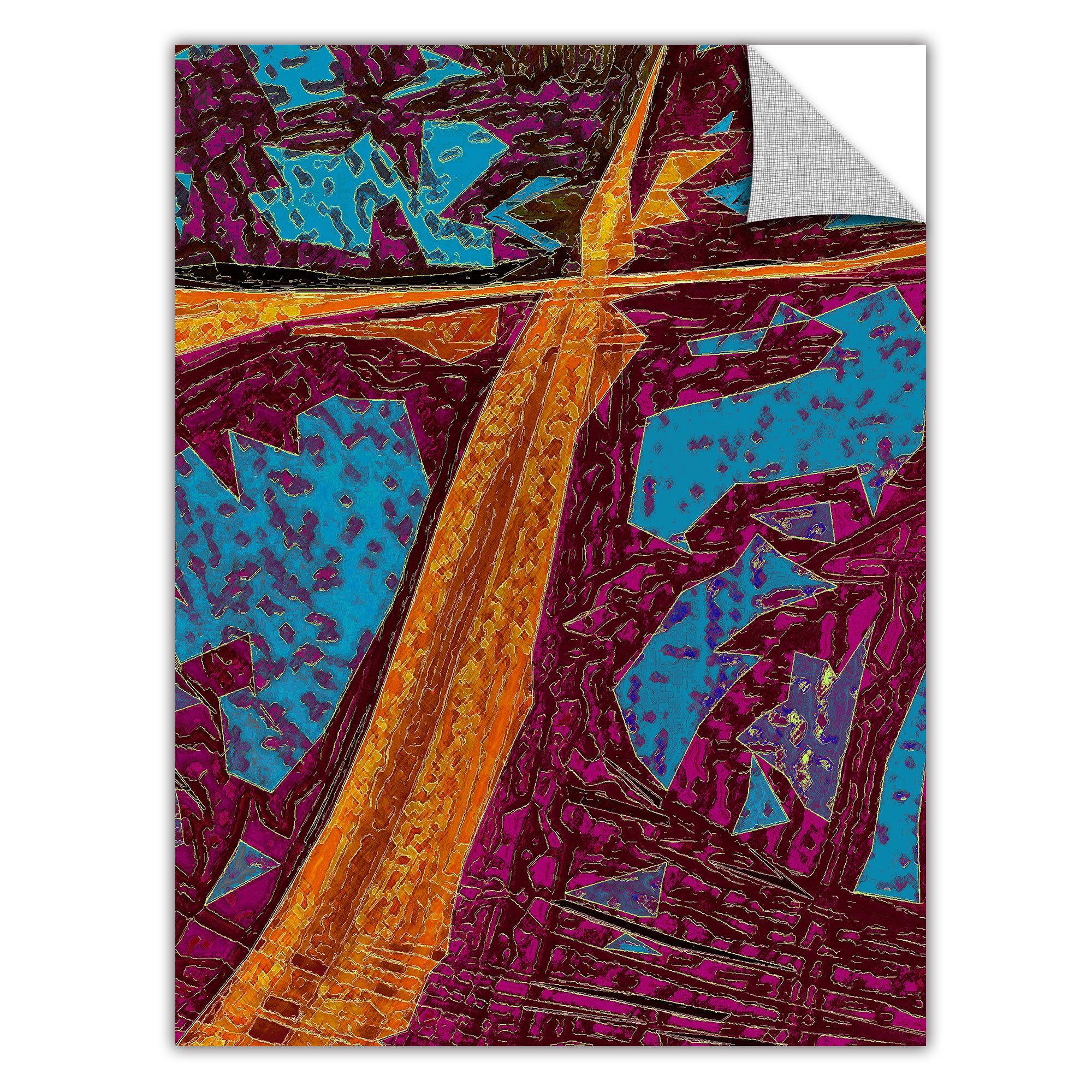 Removable wall art graphic - Artwall Artapeelz Dean Uhlinger South For The Winter Sur Para El Invierno Removable Wall