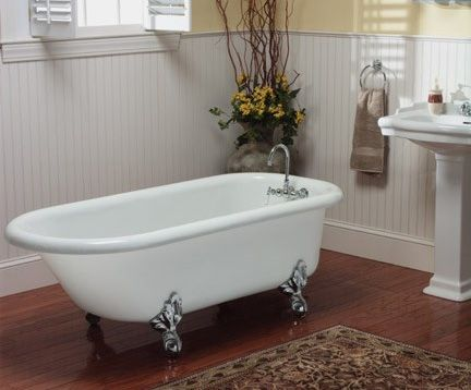 Vintage Tubs And Bath Fixtures Home Decor Vintage Tub