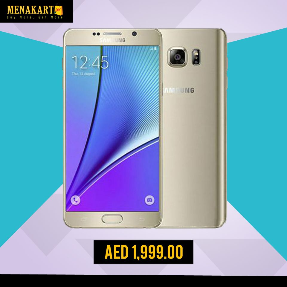 Samsung Galaxy Note 5 N920f 32gb 4g Lte Gold Sumsumg Galaxy Mobile Smartphone Online Shopping Menak Samsung Galaxy Galaxy Note 5 Samsung Galaxy Note