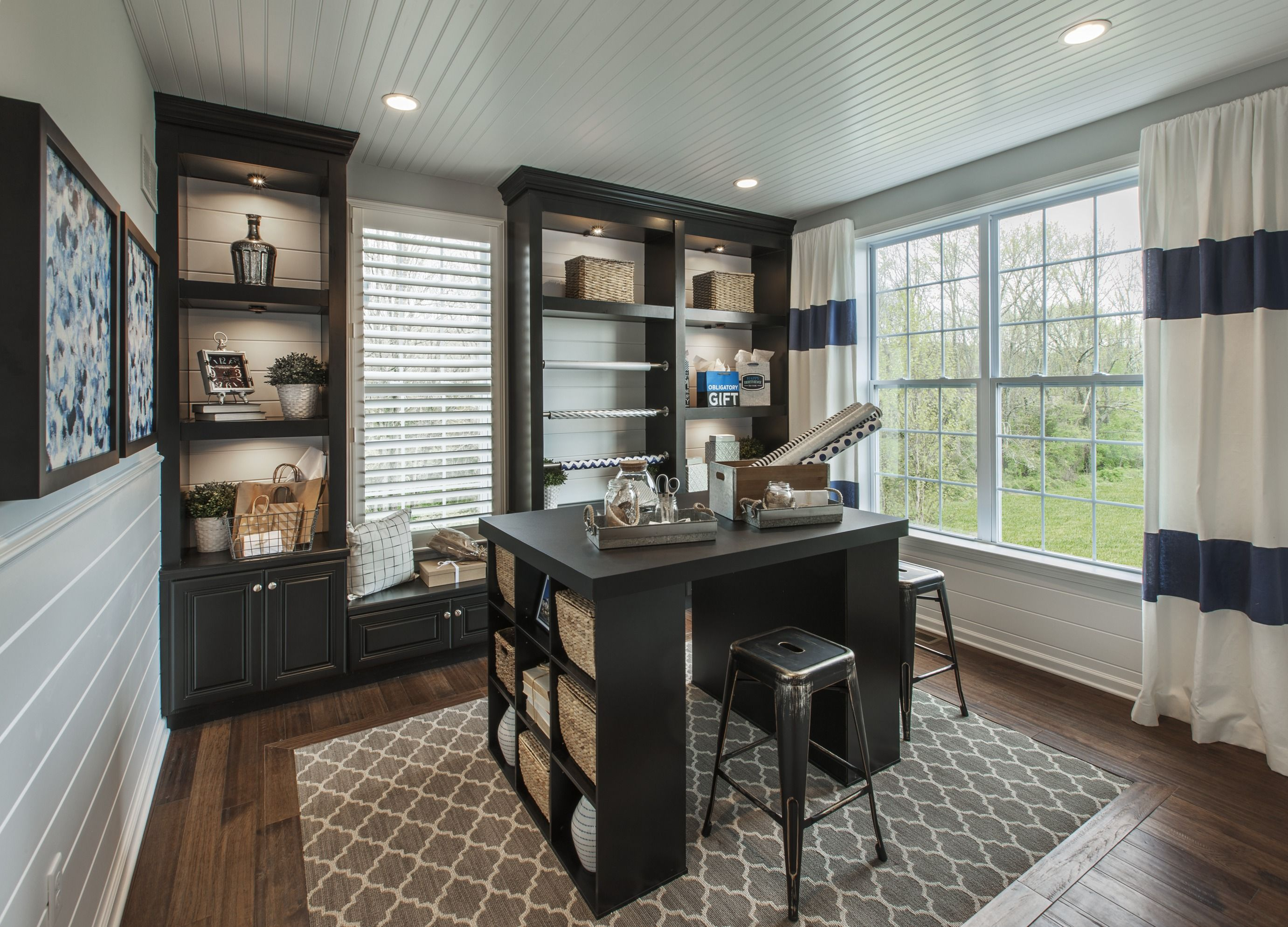 Spend time perfecting your craft in this beautiful study from the – Regency At Hilltown Site Plan