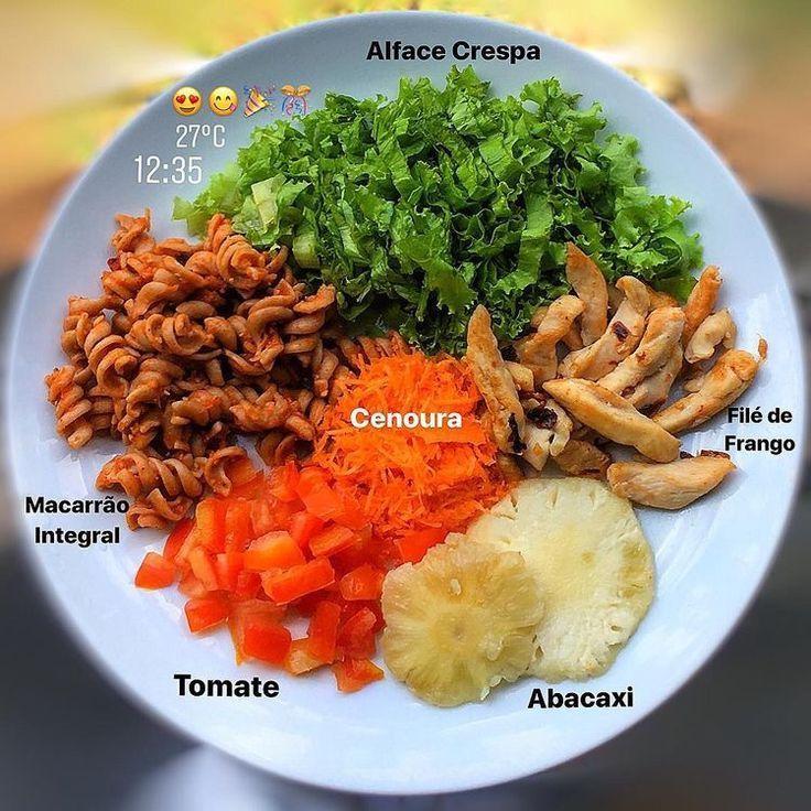 #alimentos  #alimentação  #alimentacaosaudavel  #almoço  #fitness  #foco  #emagrecer  #dietaparaemag...